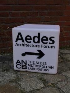 Aedes Architecture Forum Ausstellung